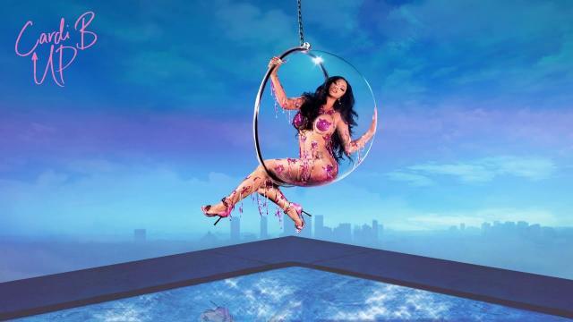 【限】Cardi B〈Up〉聲勢沖天無極限 (歌詞中譯)【Billboard Hot 100】