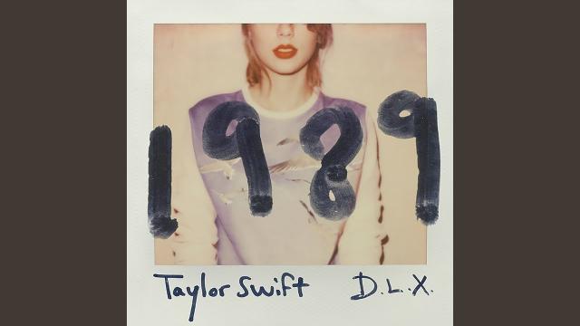 Taylor swift《1989》