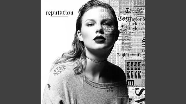 Taylor swift《reputation》
