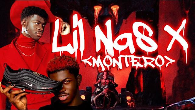 聯名「撒旦鞋」被Nike提告,製造爭議且再次拿下冠軍,Lil Nas X的全新單曲〈MONTERO〉
