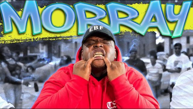 J. Cole、Jay-Z都認可的饒舌圈火熱新星 Morray