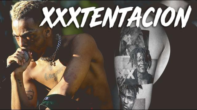 用刺青緬懷影響我最深的歌手|XXXTentacion