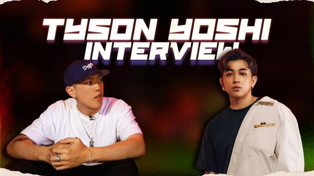 我要在一大群人心裡成為他們的一段回憶⋯|The Tyson Yoshi Interview