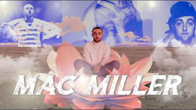 靠天賦打響知名度後卻被名氣壓得喘不過氣,每個嘻哈仔的青梅竹馬|Mac Miller