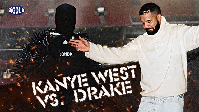 Drake接受挑戰!Kanye West新專輯《Donda》遭高層外流?|Drake vs. Kanye West牛肉解析