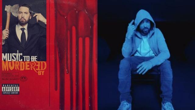 Eminem 出輯《Music To Be Murdered By》歌詞裡面有台灣!