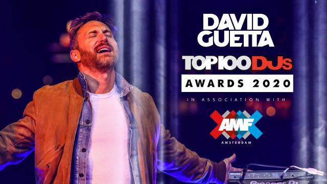 【EDM】David Guetta 塔叔 睽違近十年,再度重返DJ榜冠軍