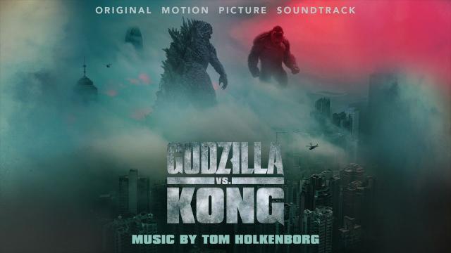 【電影】哥吉拉大戰金剛 Godzilla vs. Kong|電影原聲帶 OST 全曲