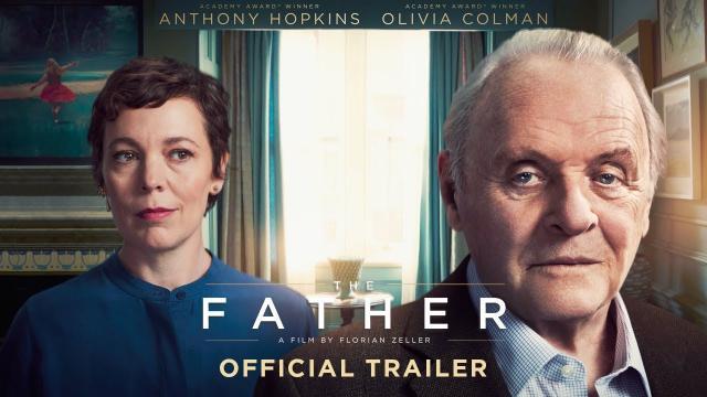 【電影】《父親 The Father》原聲帶 OST
