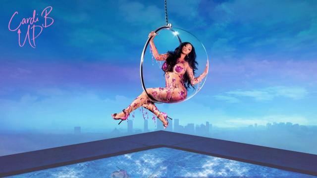 【限】Cardi B〈Up〉聲勢沖天無極限【Billboard Hot 100】